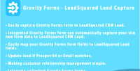 Forms gravity leadsquared capture lead crm