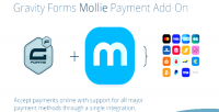 Forms gravity mollie on add payment