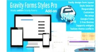 Forms gravity styles on add pro