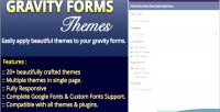 Forms gravity themes