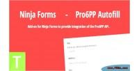 Forms ninja pro6pp autofill