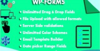 Forms wp builder form custom