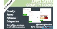 Gravity affiliates forms