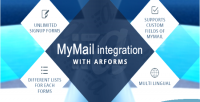 Integration mymail with arforms
