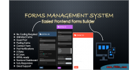 Management forms system plugin frontend wordpress