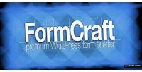 Premium formcraft builder form wordpress
