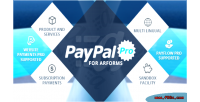 Pro paypal for arforms