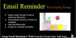 Reminder email forms gravity for