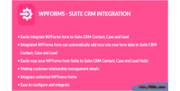 Suite wpforms crm integration