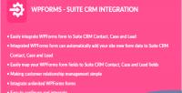 Suite wpforms crm integration