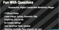 Wordpress funwithquestions plugin