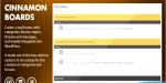 Boards cinnamon forums wordpress integrated