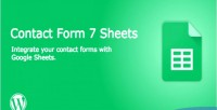 Contact form 7 google extension sheets excel