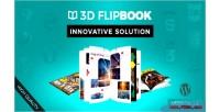 3d flipbook powered physics plugin wordpress engine 3d