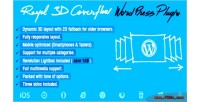 3d royal plugin wordpress coverflow