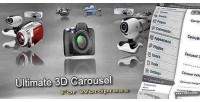 3d ultimate wordpress for carousel