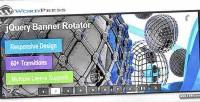 Banner wordpress plugin slideshow rotator