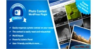 Contest photo wordpress plugin