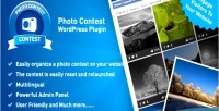 Contest photo wordpress plugin