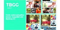 Create custom post gallery plugin wordpress layouts create