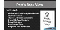 Flip posts book