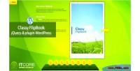Flipbook classy jquery pluginwordpress