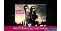 Flipbook mine jquery pluginwordpress