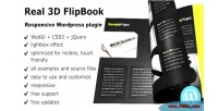 Flipbook real3d wordpress plugin