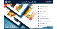 Gallery ad plugin wordpress premium