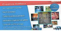 Gallery creative