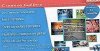 Gallery creative