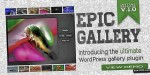 Gallery epic wordpress plugin