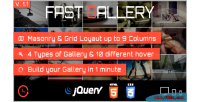 Gallery fast plugin wordpress premium