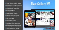 Gallery flow multimedia plugin wordpress gallery