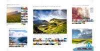 Gallery nice for wordpress