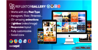 Gallery reflektor wordpress plugin