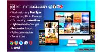 Gallery reflektor wordpress plugin