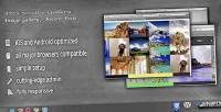 Scroller gallery 2 recent wordpress teaser posts