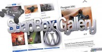 Gallery soapbox for wordpress
