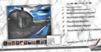 Thumbnail gallery wp nextgen template gallery