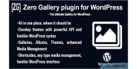 Gallery zero wordpress plugin revolution media