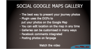 Google social maps gallery