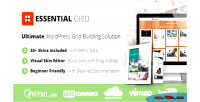 Grid essential wordpress plugin