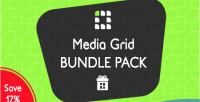 Grid media pack bundle wordpress