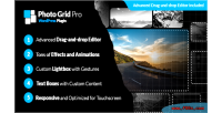 Grid pro wordpress interactive builder gallery grid grid