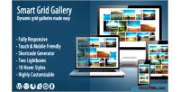 Grid smart gallery