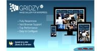 Image gridzy gallery wordpress for grid
