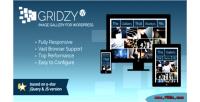 Image gridzy gallery wordpress for grid