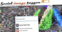 Image social plugin wordpress tagger
