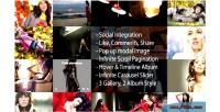 Infinite scroll wordpress social plugin gallery photo